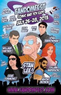 Fandom Fest 2013!