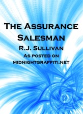 The Assurance Salesman cover