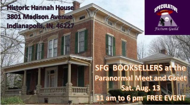 SFG Booksellers hannah house